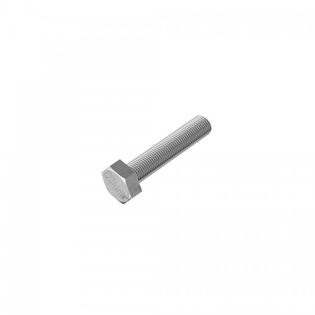 HEXAGON HEAD STEEL BOLT M8x40